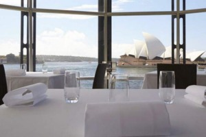 Quay: The view is stunning, but the food is better.