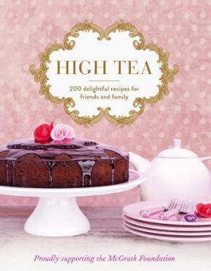 Tea time: This collection of recipes supports the McGrath Foundation.