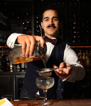 Best drinks list: Bloodwood Restaurant & Bar in Newtown. Pictured: Eric Morris.