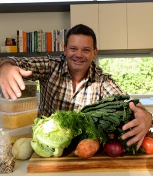 <i>MasterChef</i> judge Gary Mehigan faces an elimination challenge of his own.