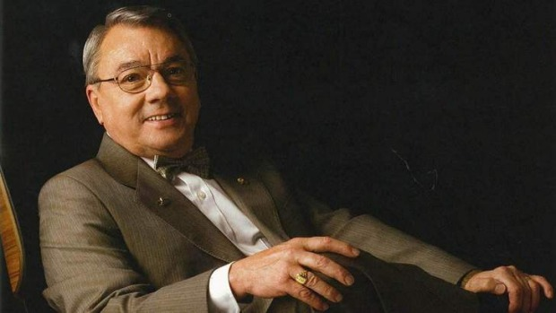 Celebrating 80: Wolfgang Franz Otto Blass has had a critical influence in Australia.