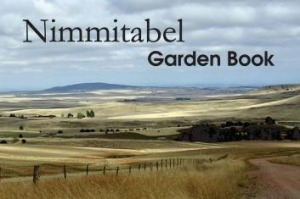 'Nimmitabel Garden Book' has a month-by-month planting guide and plenty of tips.