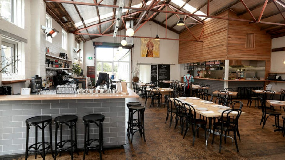 A gem in Gembrook: The stylish interior of The Independent.
