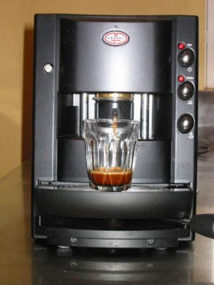 Reliable: Capsule coffee machines.