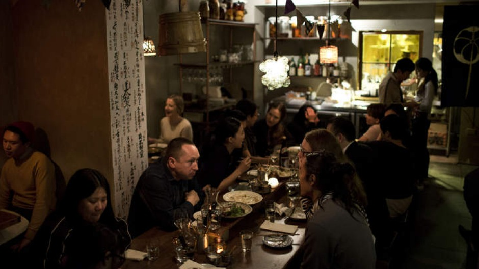 Skewered: Yakitori dominates at Chaco Bar.