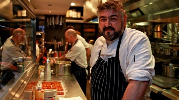Chef Frank Camorra has put together a classic MoVida menu for <i>The Canberra Times</i> Good Food Month.