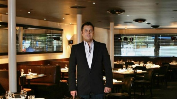 Change of scene: James Ingram is joining Merivale as its group general manager, food and beverage.