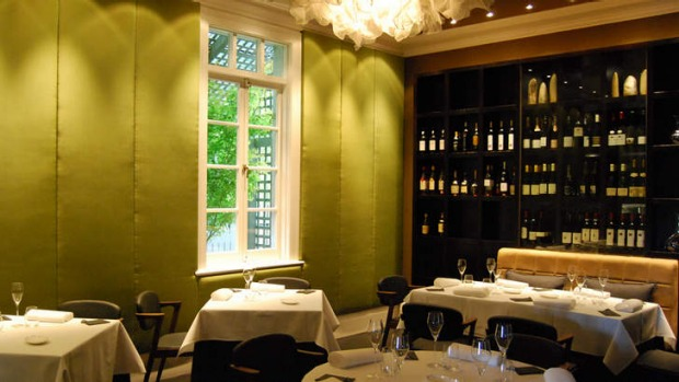 A fine-dining legacy respected... Woodland House.