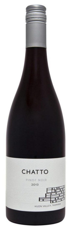 Review: Chatto Pinot Noir 2013 Huon Valley, Tasmania.