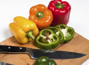 Capsicums are best eaten soon after harvest.