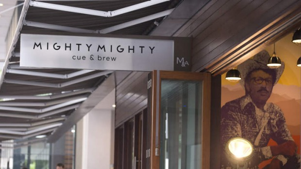 The team behind Mighty Mighty Cue & Brew is opening another venue.