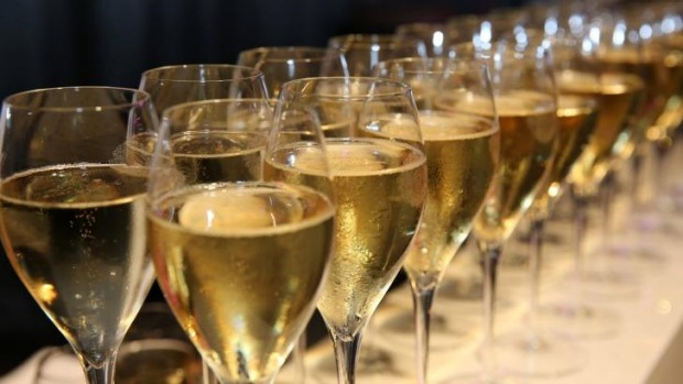 Bravo: Ten million bottles of Nicolas Feuillatte Champagne are sold a year.