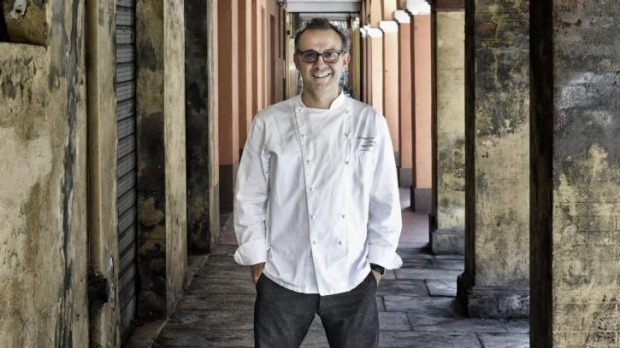 Trust him, he's Italian: Massimo Bottura is visiting Australia for Good Food Month.