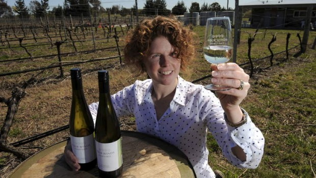 Four Winds Vineyard has launched a crowdfunding appeal.