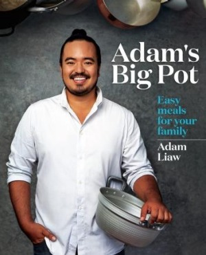 Quick and easy: Adam Liaw takes the practical approach to family cooking in his new book <i>Adam's Big Pot</i>.