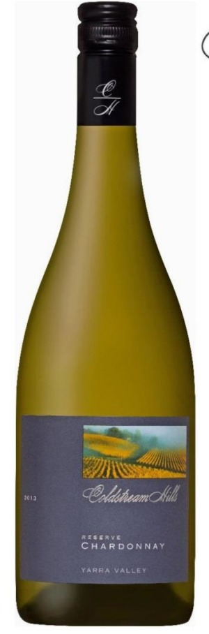 Coldstream Hills Reserve Chardonnay 2013 Briarston, Coldstream G and House vineyards, Yarra Valley, Victoria $52.65–$60