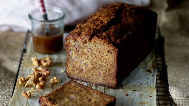 Top tip ... The riper the bananas, the better the banana bread.