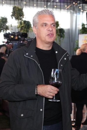 Le Bernardin's Eric Ripert from New York.