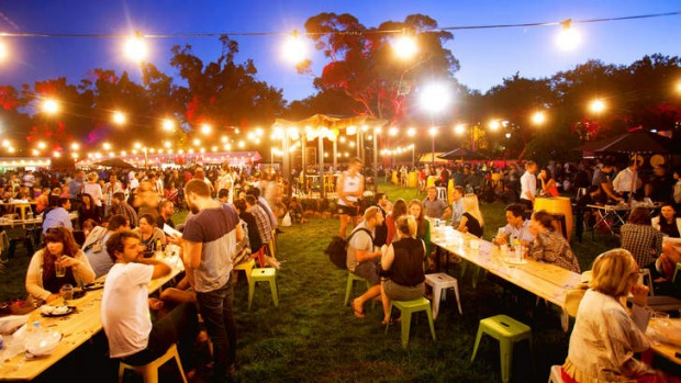 The popular Night Noodle Markets are coming to the capital.