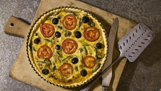 Tarts are perfect for entertaining and ideal fare for Christmas celebrations as they can be served warm on plates or ...