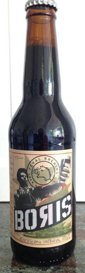 Feral Brewing Co Boris Russian Imperial Stout 330ml
