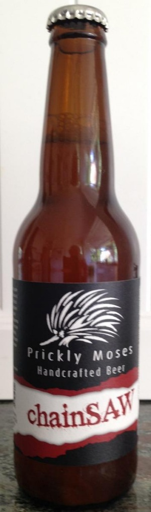 Otway Brewing Prickly Moses Chainsaw Ale