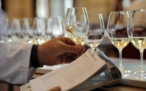 Champion variety: Local winemakers won awards at this year's Canberra International Riesling Challenge.