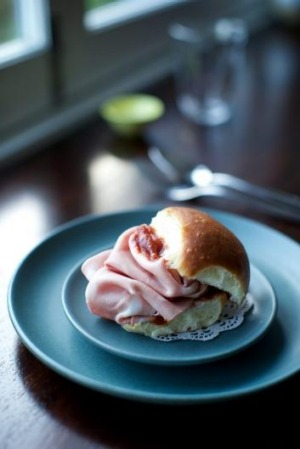Hot tip: The balony sandwich at Acme Restaurant, Rushcutters Bay.