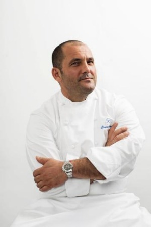 Easy entertaining ... Chef Guillaume Brahimi shares his suggestions.