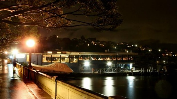 Under new management: Regatta restaurant in Rose Bay.