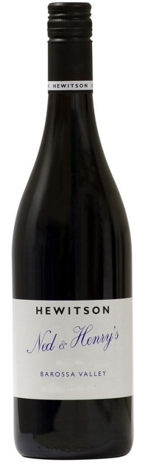 Hewitson Ned and Henry Barossa Valley Shiraz 2013.