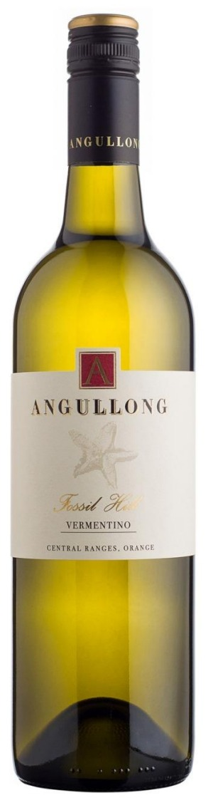 Angullong Fossil Hill Central Ranges–Orange Vermentino 2014.
