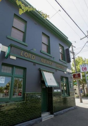 Traditional fare: The Lord Newry is a popular venue after Yarra Pub Cricket Association games.