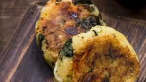 Bubble and squeak.