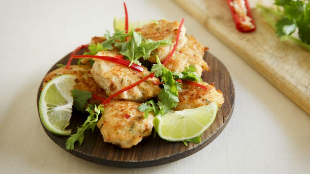 Thai Fish Cakes Make A Simple And Tasty Dish For The Summer Barbie