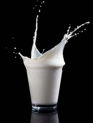 The milk industry is promoting the health benefits of milk for athletes.