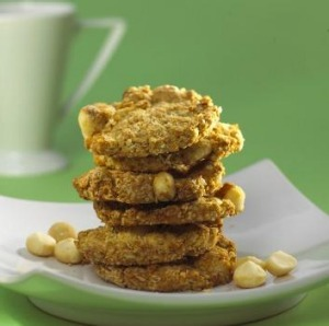 War biscuits: Anzacs were originally made to survive the two-month delivery time needed to get them to the diggers.