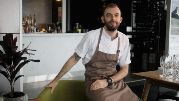 Federico Zanellato, chef at LuMi Bar & Dining in Pyrmont.