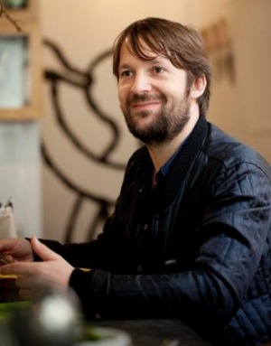 Truly inspired: Rene Redzepi says the Noma team wants to be more than just culinary tourists in Japan.