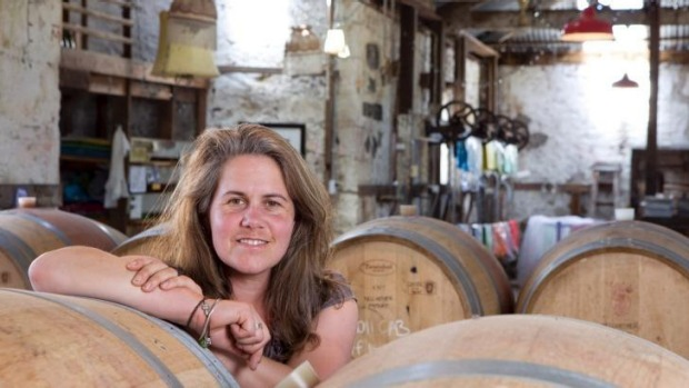 For services to wine-tasting: Sue Bell of Bellwether Wines.
