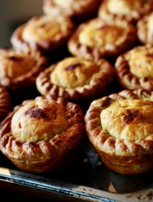 Pick up some pies at Pure Pie, Port Melbourne.