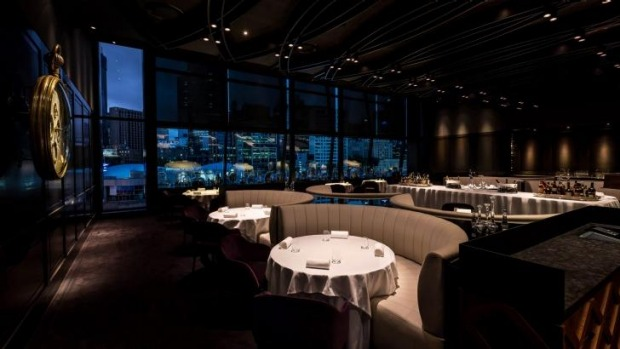 Inside The Fat Duck, Melbourne.