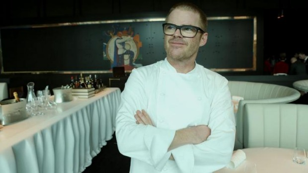 Heston Blumenthal opens the doors to his Fat Duck restaurant today.