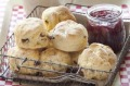 Rising star: The secret to light scones is to avoid over-mixing.