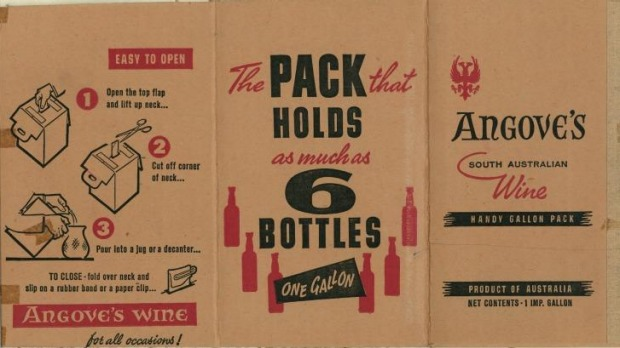 Wine In A Box The Cask Turns 50