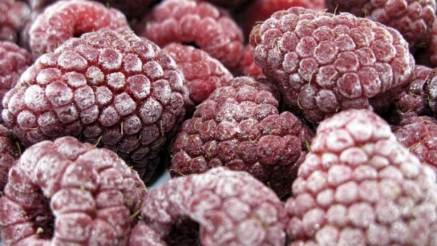 Nanna's frozen berries have been sent to the United States and Italy to test if raspberries may be the cause of the ...