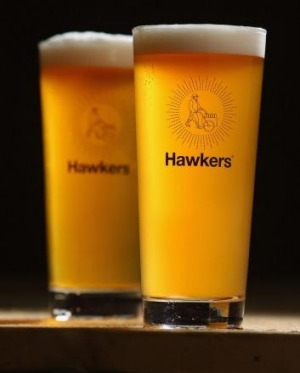Hawkers' American-inspired pale ale.