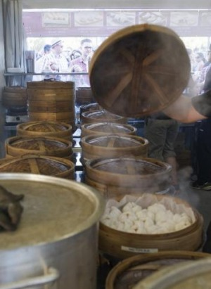 Canberra's dumpling devotees ate more than 10,000 serves at Friday's at the Enlighten Night Noodle Market.