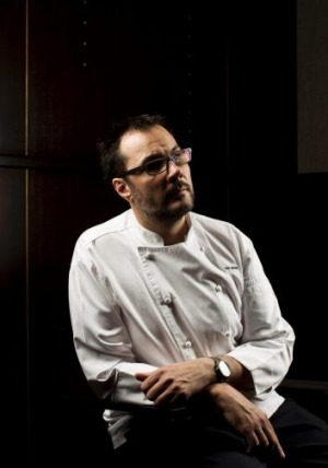 Martin Benn, head chef of Sepia.