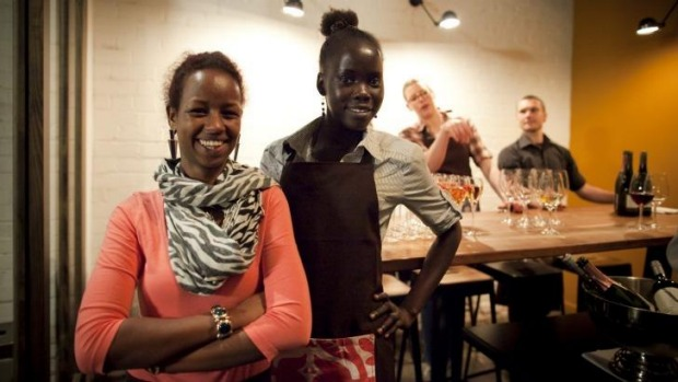 Social enterprise Scarf is partnering with Carlton North's Green Park to run a series of autumn dinners.